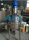 Sanitary Movable Stainless Steel Mixing Tanks