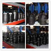 Carbon steel 1pc/2pc/3pc thread floating ball valve