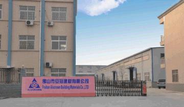 Foshan Alucrown Building Materials Co., Ltd.