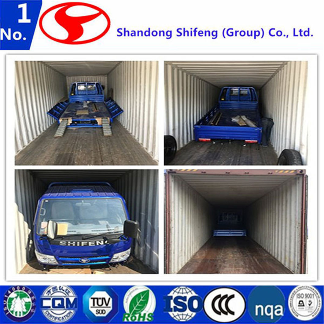 4 Tons 90 HP Shifeng Fengchi1800 Dumper/Dump/Lorry/Lcv/RC