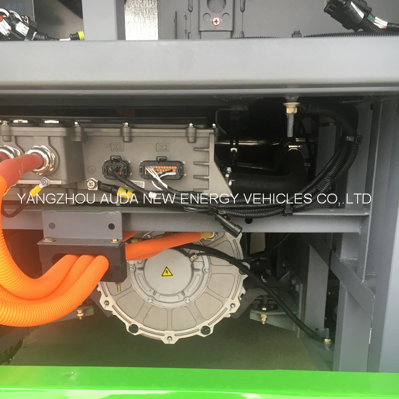 High Performance Electric Bus City Bus with Battery System
