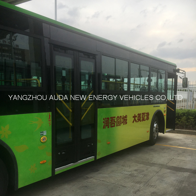 High Quality Electric 10 Meters Bus with Long Range