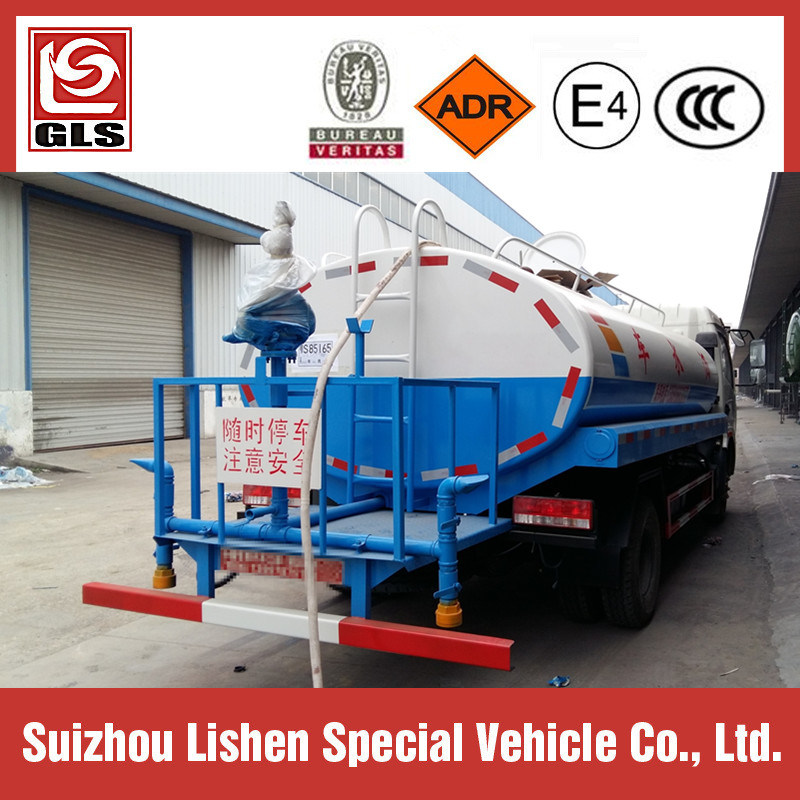 Do<em></em>ngfeng 6000L 8000L Water Tanker Truck for Sale