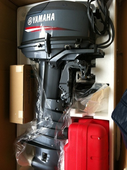 Two Stroke YAMAHA Outboard Engine Motor (2-30HP) for