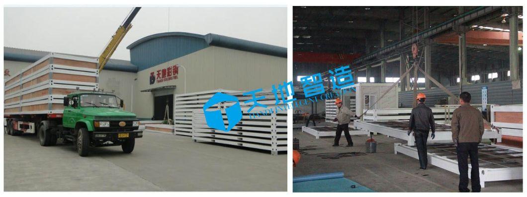 Prefabricated Steel Sheet Co<em></em>ntainer Office