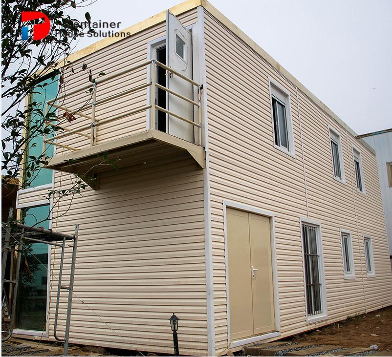 Living Cement Anti-Earthquake Fire Rated Low Cost Modular Co<em></em>ntainer Home