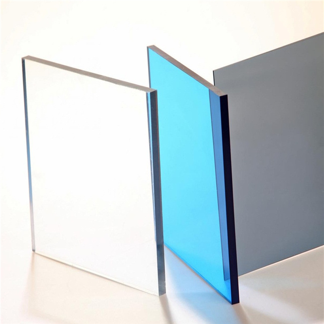 High Quality Colored Polycarbonate Solid Sheet for Advertising