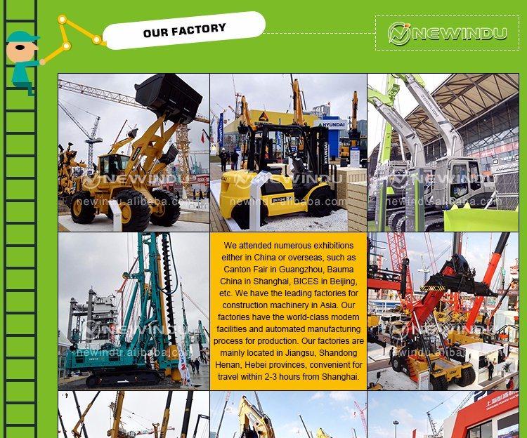 Huahe Hh70z-N6-D 7 Ton Forklift