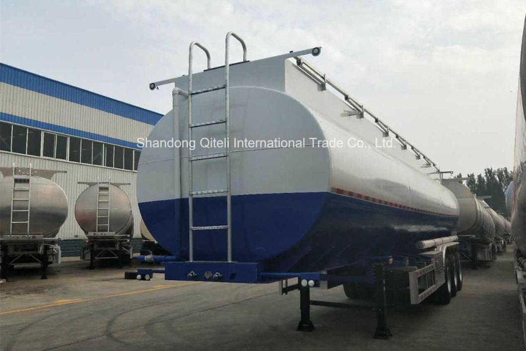 High Quality Sulfuric Acid Chemical Liquid Tanker Semi Trailer