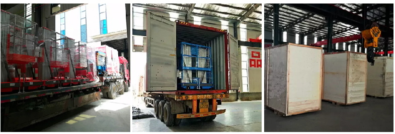 Container Dock Ramp Stationary Hydraulic Dock Leveler with Ce(图12)