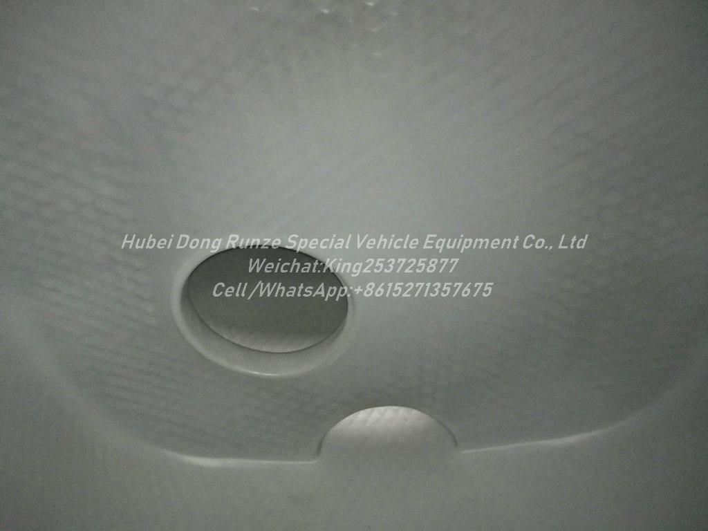 20FT ISO Hydrochloric Acid Tank Co<em></em>ntainer 21cbm (21000 Liters Steel Lined LLDPE) for Vietnam Chemical Factory Acid Trailer Transportation