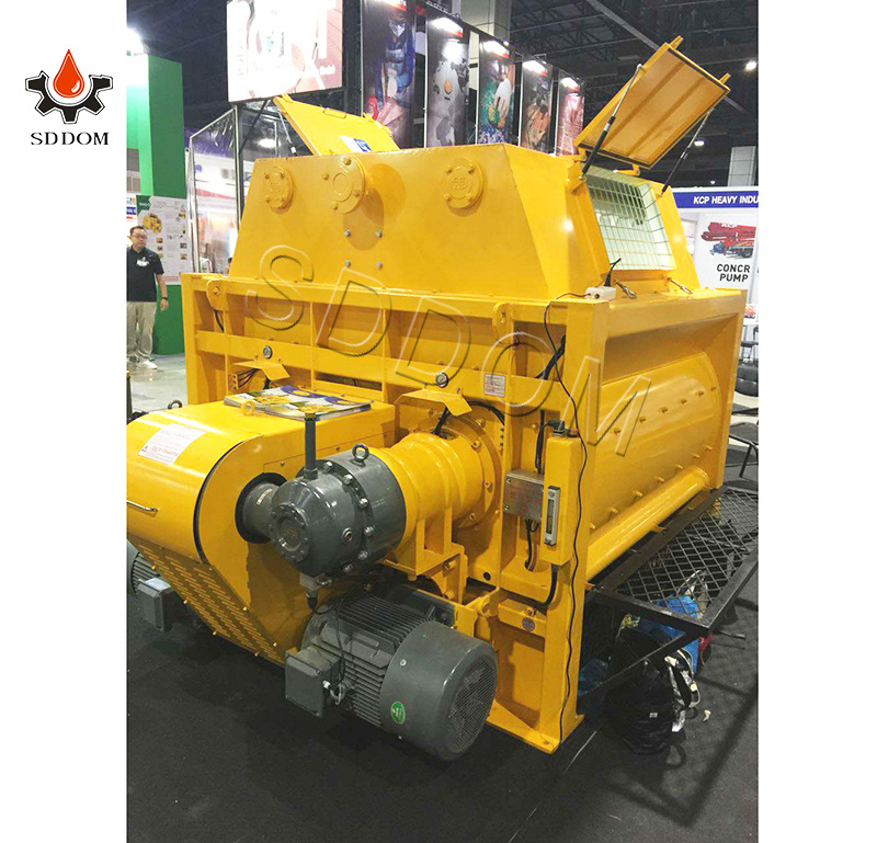 High Quality Js500 and Js750 Concrete Mixer Price with Ce(图1)