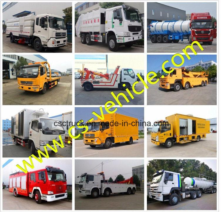 Heavy Duty Right Hand Drive 6X4 8X4 20t 30t 40t Dump Truck for Sale