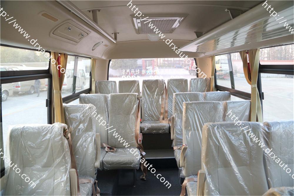 Mudan 3900cc Star Model 19 Seats Diesel Mini Bus