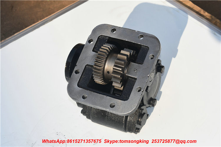 Fast Power Take-off (PTO) for Hydraulic Gear Pump Crane (Oil Pump, Fuel Pump Tanker Bowser Special Vehicle Gearbox PTO)