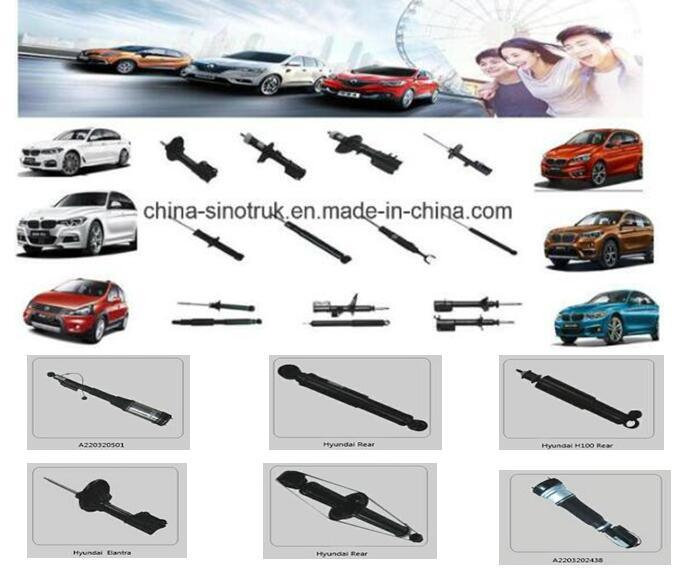 Hot Sale Universal Front Shock Absorber /Cabin Chassis Shock Absorber