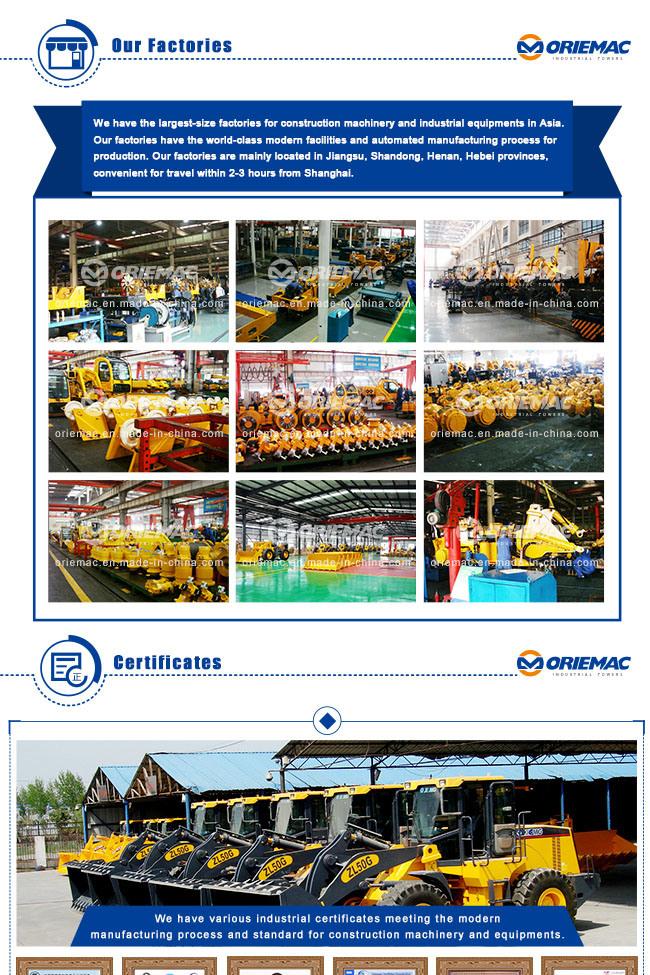 Sany 37m Co<em></em>ncrete Pump Trucks (SYG5260THB)