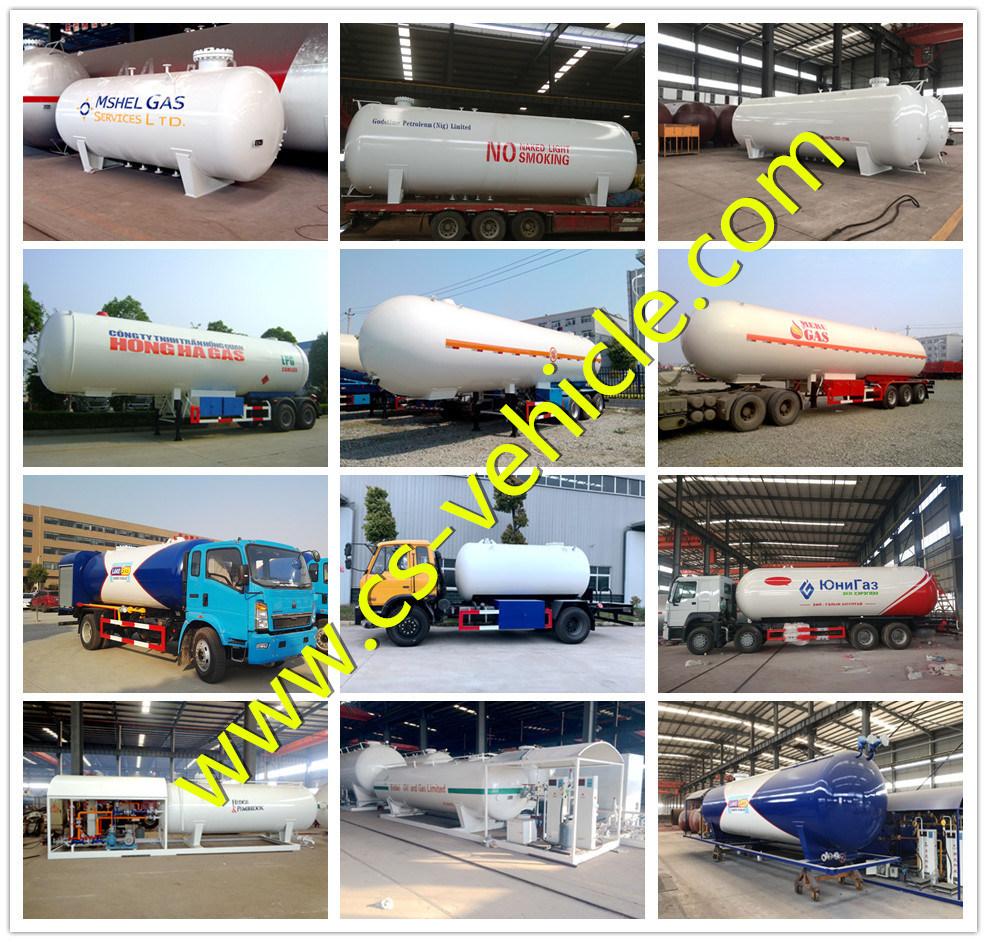 Do<em></em>ngfeng 4X2 5tons 10m3 Mobile Dispenser LPG Gas Tank Truck