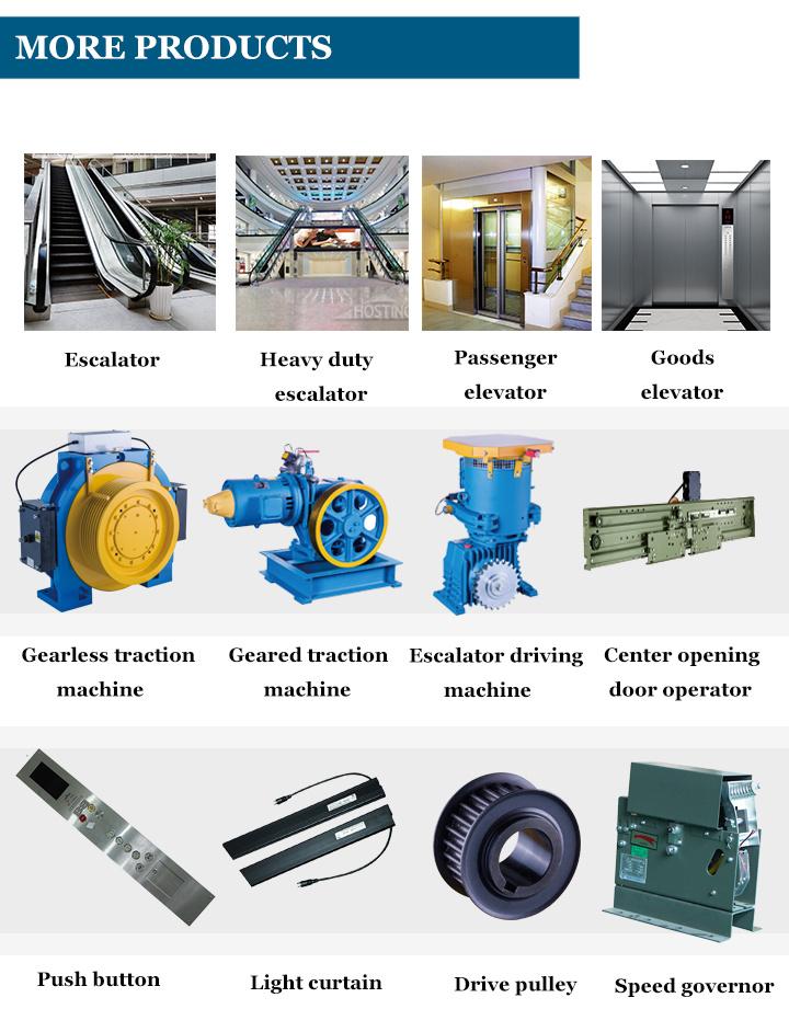 Best Lift Motor Gearless Elevator Machine Home Elevator Motor