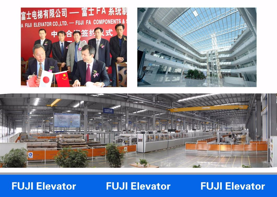 FUJI Hot Sale Escalator for The Subway and Train Stations