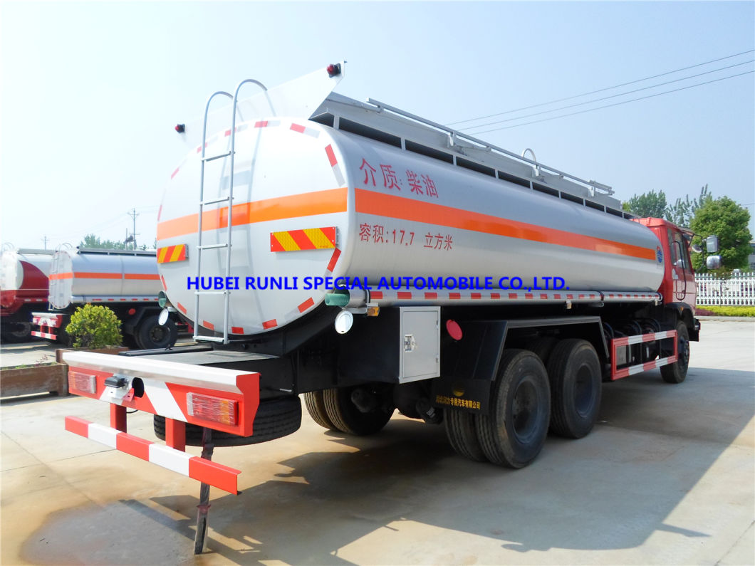 China Best Price Do<em></em>ngfeng 6X4 Fuel Tank Tanker Truck 20000L