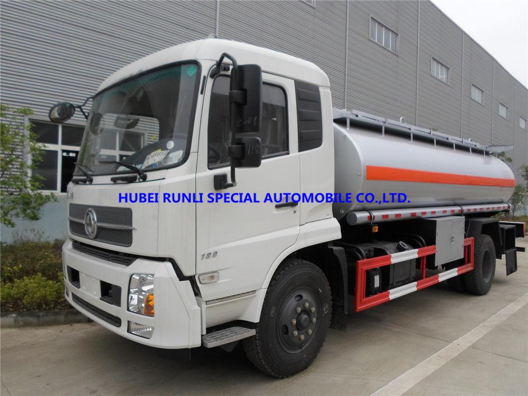 China Best Price Do<em></em>ngfeng 4X2 Fuel Tank Truck 15000L