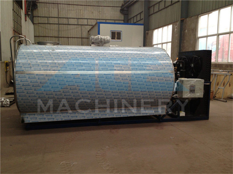 5t and 10t Can Be Customized Milk Chiller Machine Milk Cooling Tank (ACE-ZNLG-Q9)