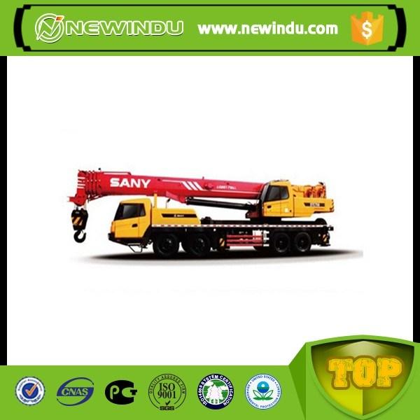 New Sany Stc120c 12 Ton Boom Truck Crane with Low Price