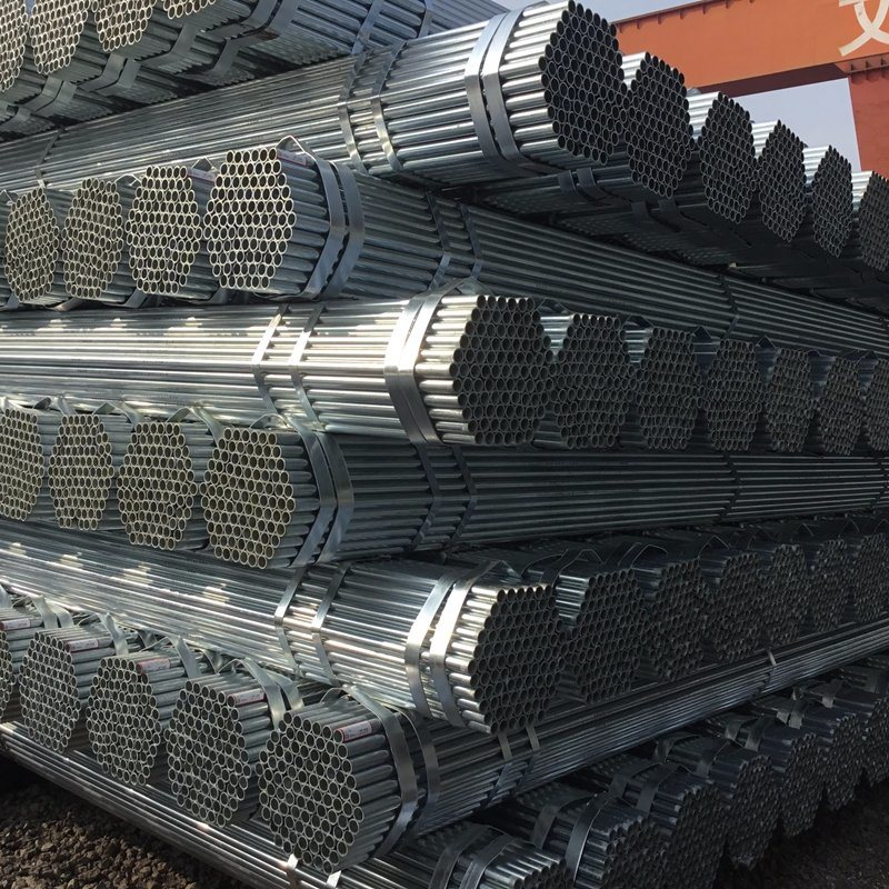 ASTM A500 Hot DIP Galvanized Steel Tube/Structural Steel Pipe /Hollow Section