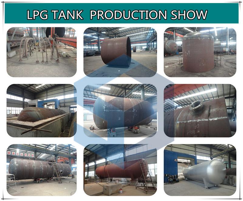 Wholesale LPG Tanker Trailer 2 Axle 40500L Trailer