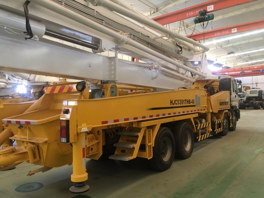 China Shantui Brand New 45m Co<em></em>ncrete Pump Truck