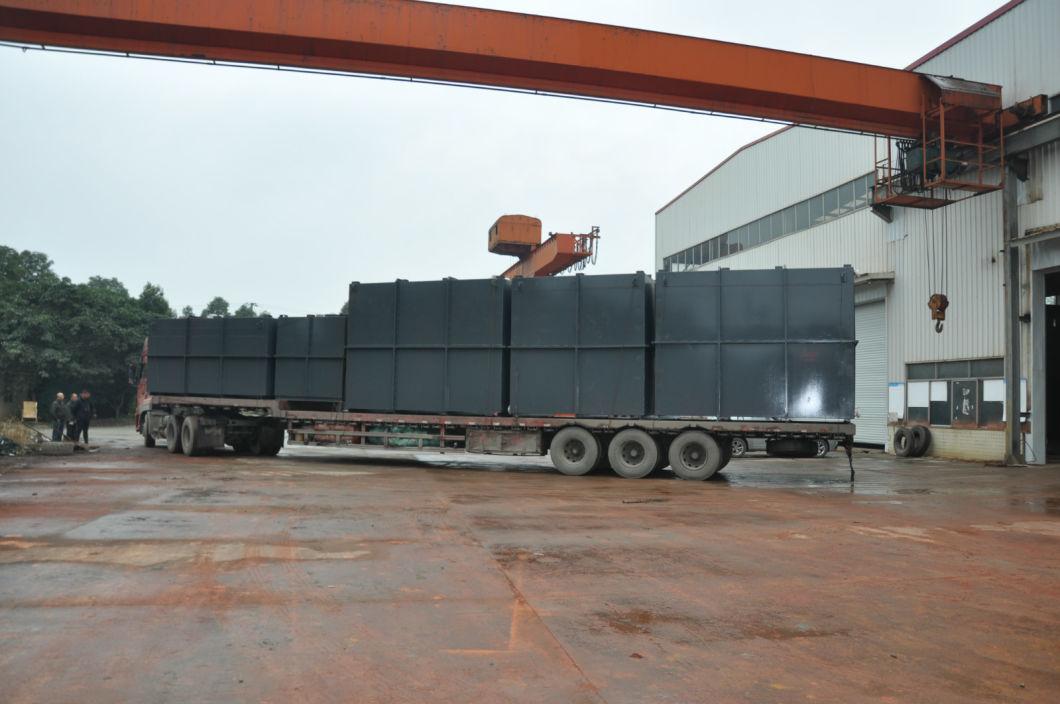 Steel-Lined Plastic Square Tank, Electrolytic Tank, Pickling Tank Acid Co<em></em>ntainment Vessels Custom Made Rotatio<em></em>nally Molded Linear Resins LLDPE