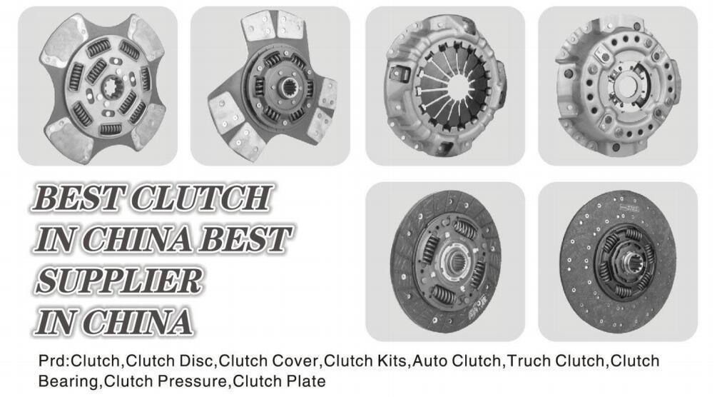 2018 Hot Sale Clutch Disc Clutch Kit Clutch Plate for Toyota R224mk R279mk