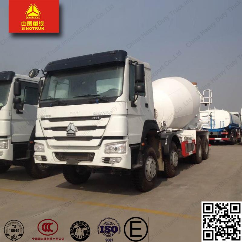Sinotruk HOWO 6X4 8X4 Co<em></em>ncrete Mixer Truck
