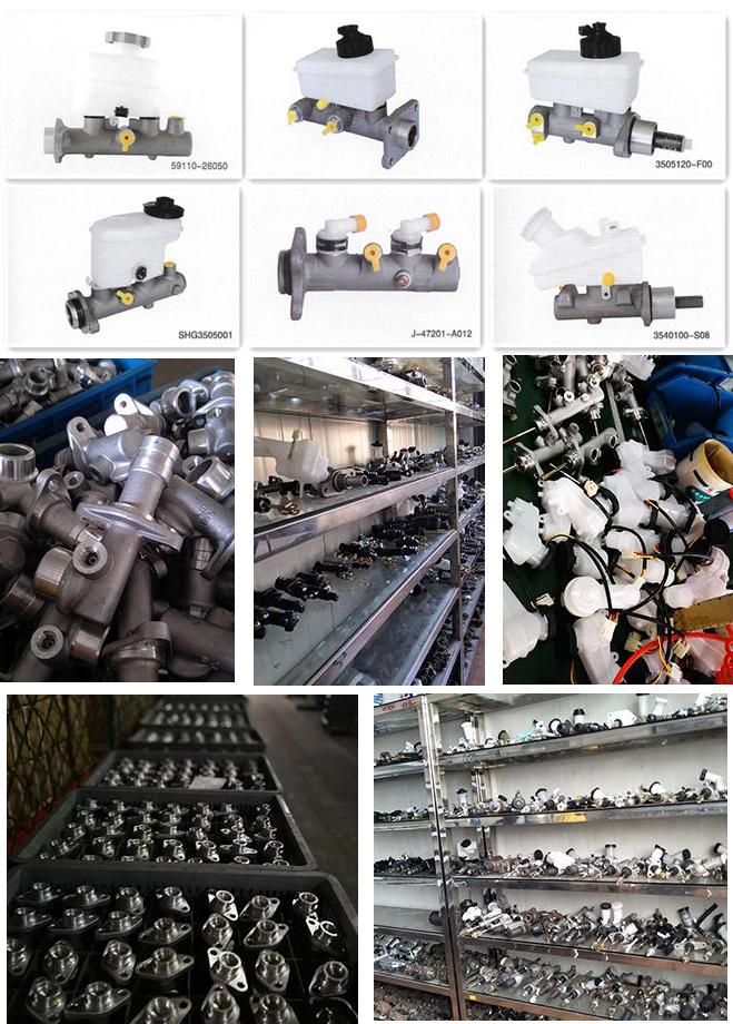China Truck Camc Original Brake Master Cylinder of Wg9719230013