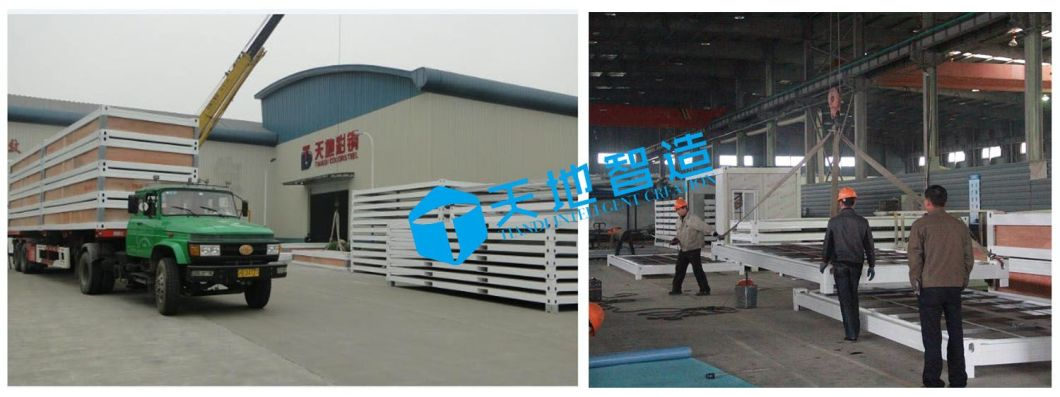 Chinese Prefab Co<em></em>ntainer Warehouse
