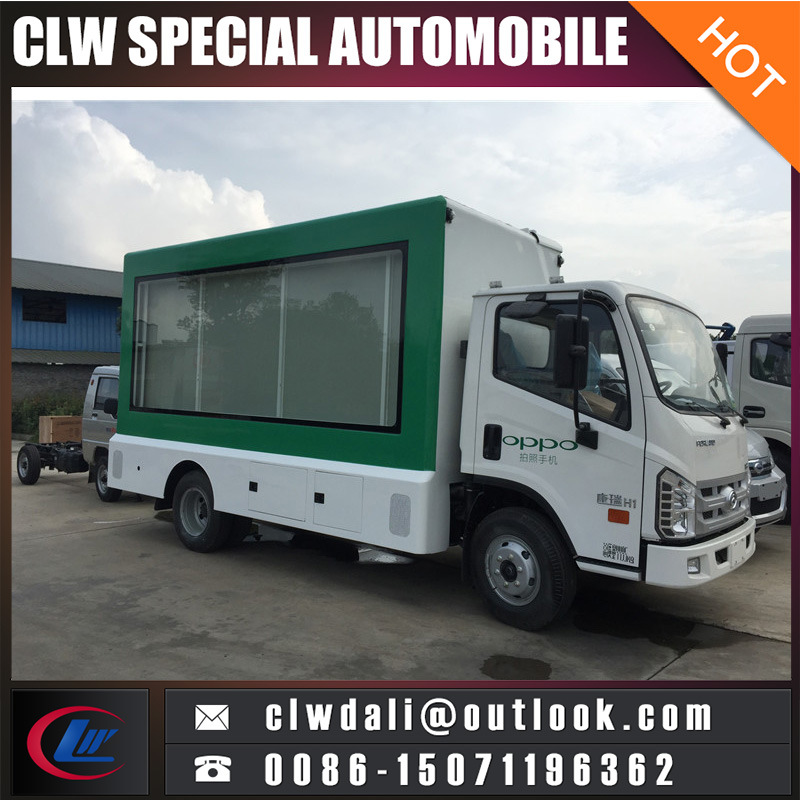 High Quality Outdoor/Indoor LED Mobile Truck for Sale