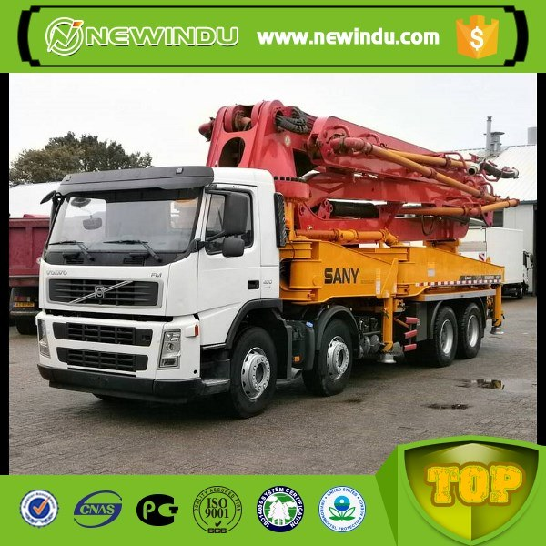 Brand New Sany Cement Pump Truck 42 Meters
