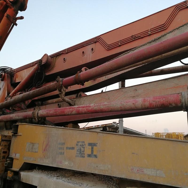 42 Meters Co<em></em>nstruction Machinery Sany Brand Co<em></em>ncrete Pump Truck