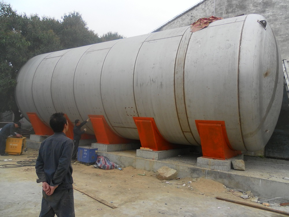 Stainless Steel Tank for Fermentation of Milk