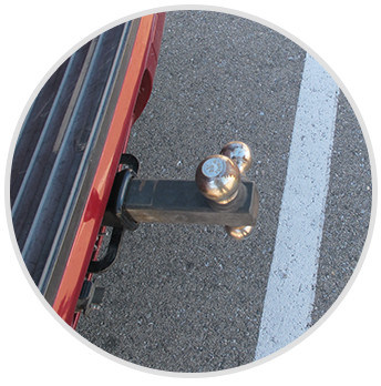 Tow Bar Use for Trailer