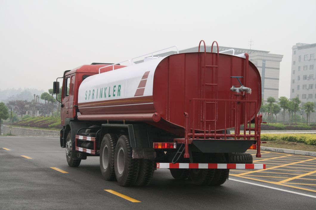 Manufacture Shacman 6X4 25000 Liters Water Bowser