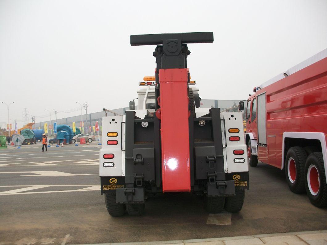 de066e5dff 2018 Brand New Sinotruk HOWO Wrecker Tow Trucks 6X4 Recovery Truck for Sale