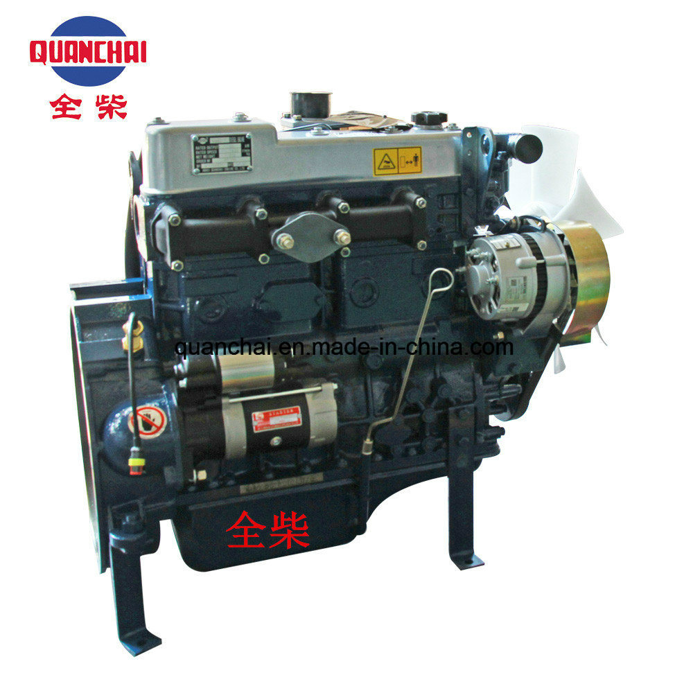 1500rpm /1800 Rpm Small Diesel Engine for Generator Set Use (N485D