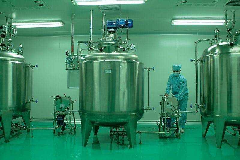 Sale Stainless Steel Tank Sanitary Storage Tank