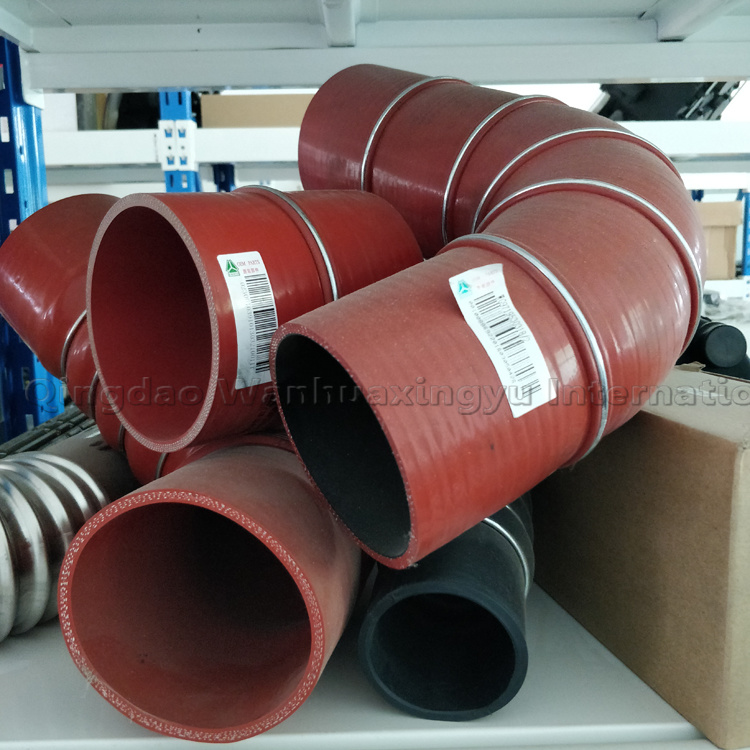 HOWO Intercooler Outlet Pipe Wg9725530142/1