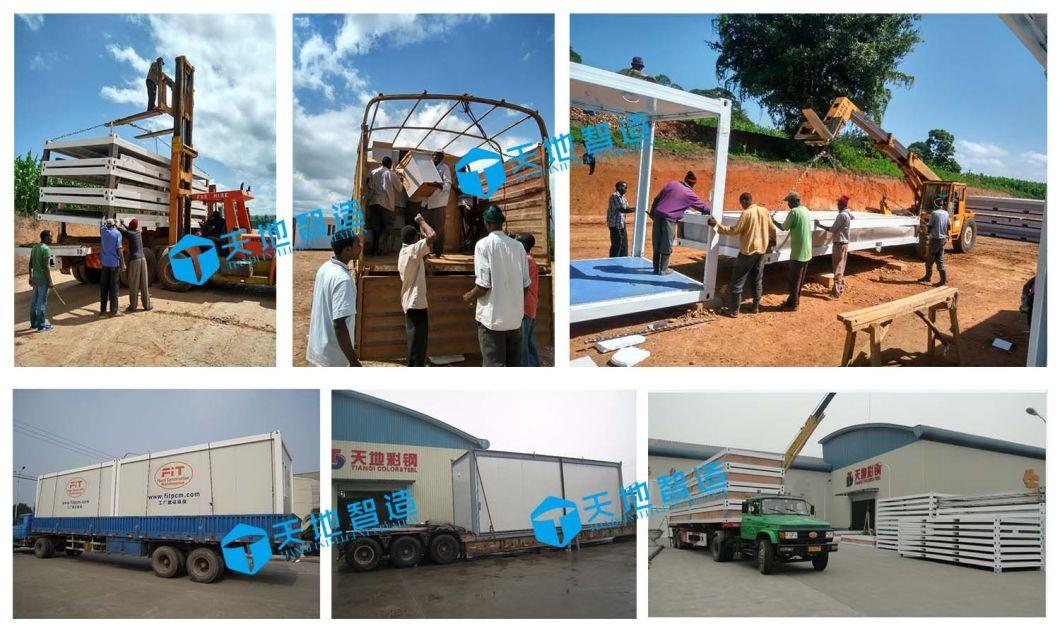 Ready Co<em></em>nstruction Portable Modern Co<em></em>ntainer Villa