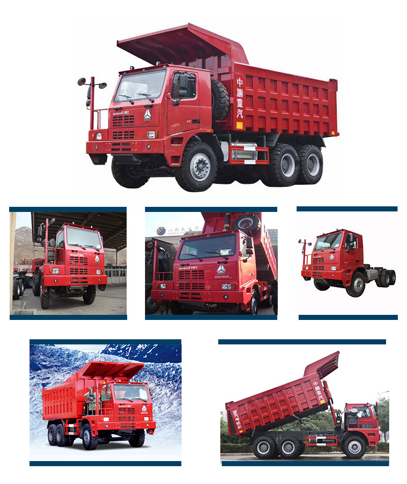 New Co<em></em>ndition 360HP 6X4 JAC Dump Truck / HOWO Tipper Truck for Sale