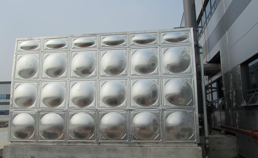Food Grade Storage 304 Stainless Steel Water Tank