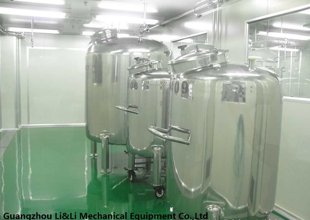 Hot Sale Large Capacity Stainless Steel Chemical Tank